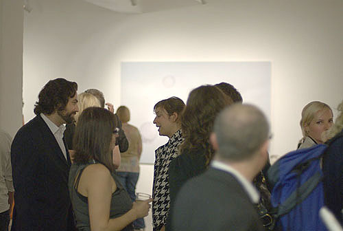 David Fried - Opening Gallery Sara Tecchia  New York