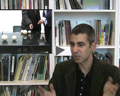 David Fried Museum Ritter Interview