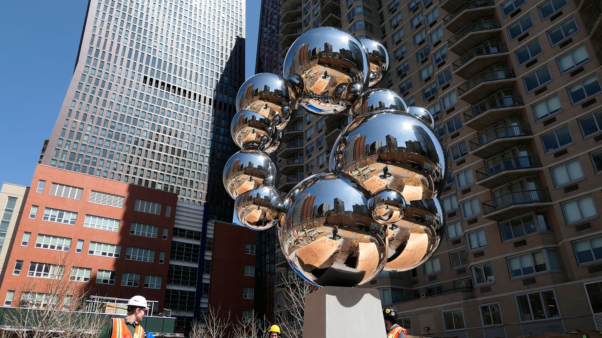 david_fried_artist_permanent_public_sculpture_NYC_New_York_2019